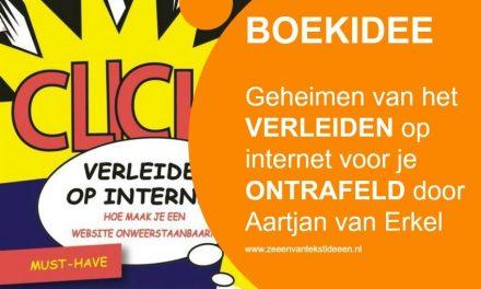 Geheimen van het verleiden op internet voor je ontrafeld door Aartjan van Erkel
