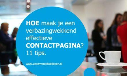 Goede contactpagina maken met deze 11 verbazingwekkend effectieve tips